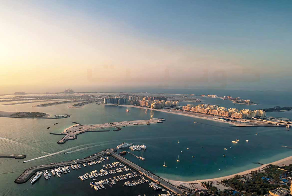Apartments for sale in One at Palm Jumeirah