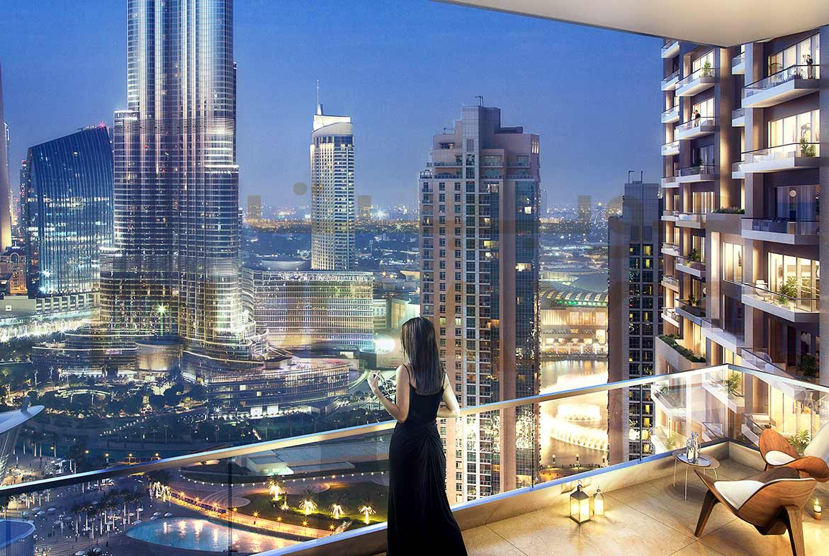 Act One | Act Two - Downtown - Emaar