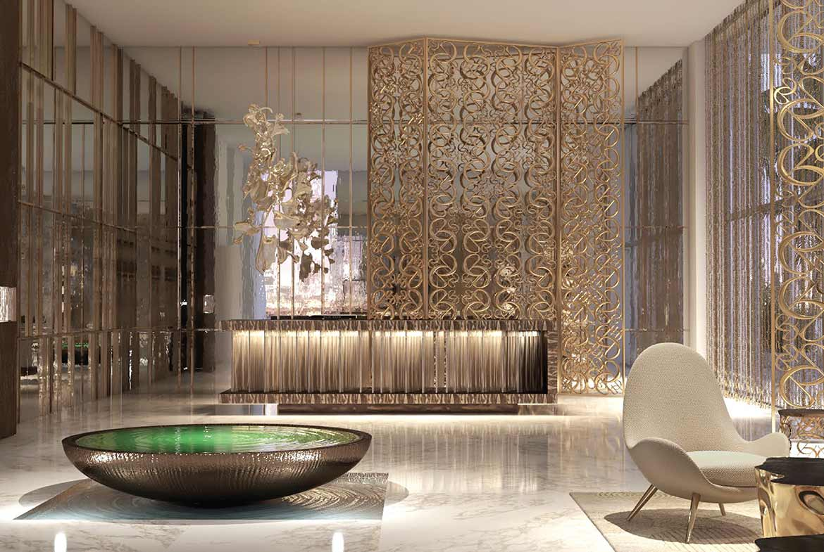 Apartments for Sale in Grand Bleu Tower 1 by Elie Saab