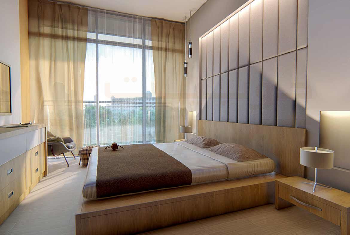 Apartments for sale in Samana Golf Avenue - Bedroom