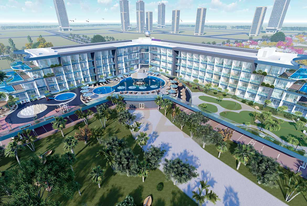 Apartments for Sale in Samana Golf Avenue