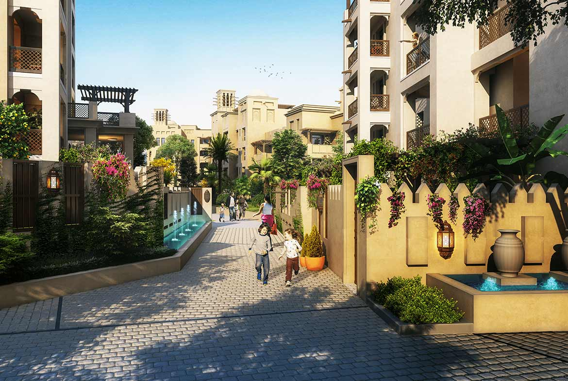 Luxurious Apartments for Sale in Madinat Jumeirah Living