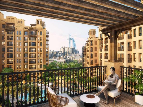 Apartments for Sale in Asayel Madinat Jumeirah Living