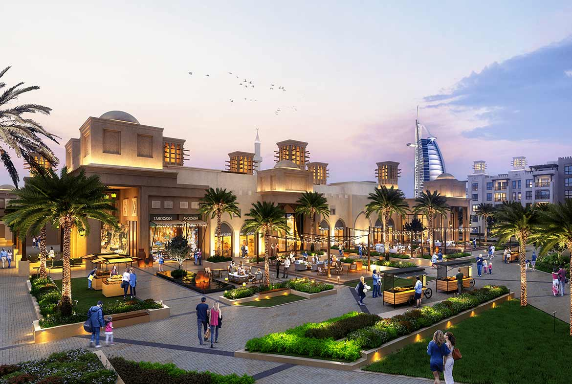 Luxury Apartments for Sale in Asayel Madinat Jumeirah Living
