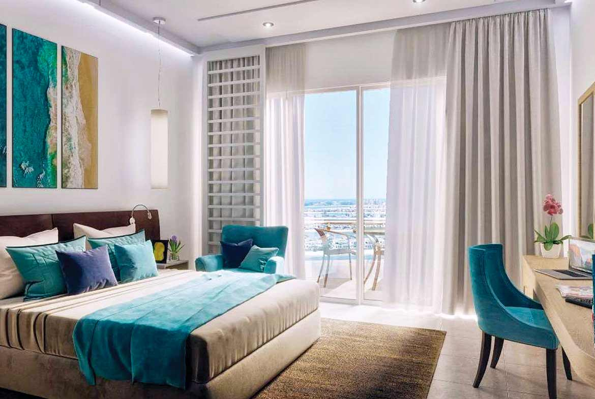 Apartments for sale in Seven Palm - Bedroom