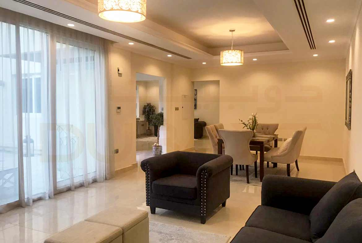 Apartments for Sale in The Sustainable City - Drawing Room